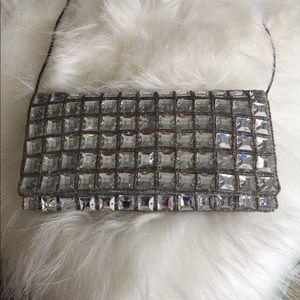 Handbags - Stunning Hand beaded club bag New with Tags.